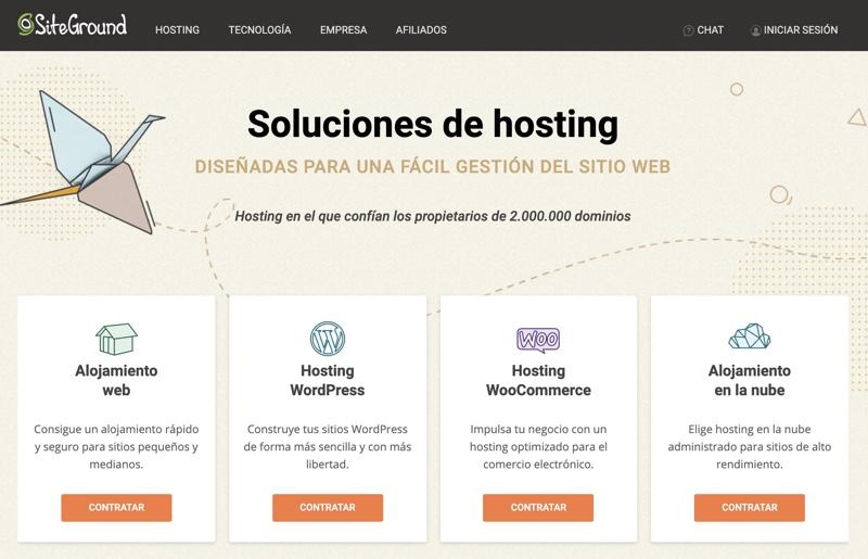 Siteground en Argentina